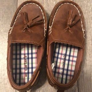 Nwot Carters shoes for toddlers